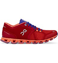 On Cloud X W - scarpe running neutre - donna, Red