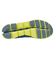 On Cloud X - Stabilitäts-Laufschuh - Herren, Grey/Yellow