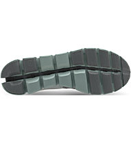 On Cloud X - scarpe running neutre - uomo, Dark Grey/Green