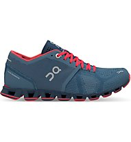 On Cloud X W - scarpe running neutre - donna, Blue