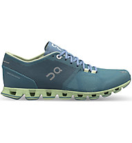 On Cloud X W - scarpe running neutre - donna, Dark Green