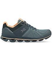 On Cloudace W - scarpe running neutre - donna, Dark Blue/Orange