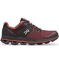 On Cloudace W - scarpe running neutre - donna, Dark Red