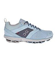 On Cloudcruiser W - scarpe running - donna, Aqua/Moon