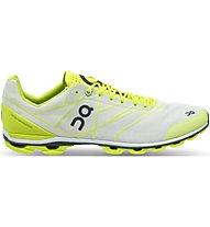 On Cloudflash - scarpe da gara - uomo, Yellow/White