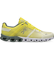 On Cloudflow - scarpe running da gara - uomo, Yellow/Green