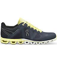On Cloudflow W - scarpe running neutre - donna, Yellow/Grey