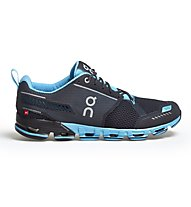 ON Cloudflyer - scarpa running, Iron/Sky