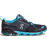 On Cloudflyer - scarpe running stabili - uomo, Dark Grey/Blue