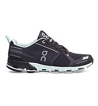 On Cloudflyer - scarpe running stabili - donna, Dark Grey