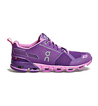On Cloudflyer - scarpe running - donna, Purple/Rose