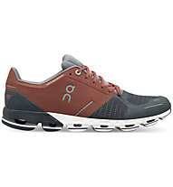 On Cloudflyer New - stabiler Laufschuh - Herren, Dark Red/Blue