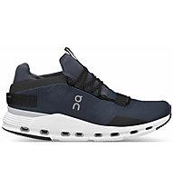 On Cloudnova - Sneaker - Herren, Blue/White