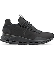 On Cloudnova - sneakers - donna, Black