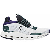 On Cloudnova - sneakers - donna, White/Violet
