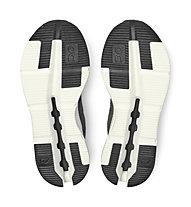On Cloudnova - sneakers - donna, Dark Black/White