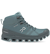 On Cloudrock Waterproof - Trekkingschuh - Damen, Light Blue
