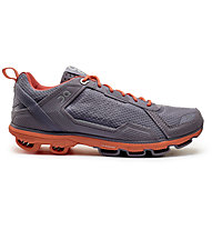 ON Cloudrunner - scarpe running donna, Grey/Salmon