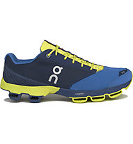 ON Cloudster M - Laufschuh Herren, Denim/Lime