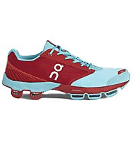 On Cloudster W's - scarpe running - donna, Chili/Curacao