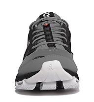 On Cloudster W's - scarpe running - donna, Black/White