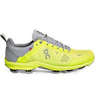 On Cloudsurfer - neutraler Laufschuh - Herren, Yellow/Grey