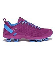 On Cloudsurfer - scarpe running - donna, Fuchsia/Azure