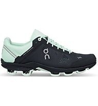 On Cloudsurfer - scarpe running neutre - donna, Black/Light Blue