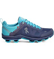 On Cloudsurfer - neutraler Laufschuh - Damen, Dark Blue/Light Blue