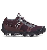 On Cloudventure Midtop W - Trailrunningschuh - Damen, Violet/Grey