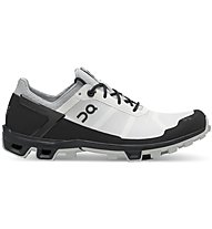 On Cloudventure Peak - scarpe trail running - donna, White/Black