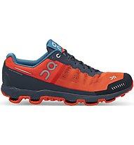 On Cloudventure Peak - scarpe trail running - donna, Orange