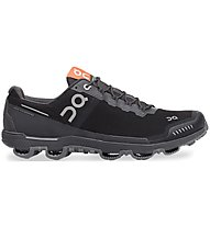 On Cloudventure Waterproof - scarpe trail running - donna, Black