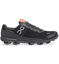 On Cloudventure Waterproof - scarpe trail running - uomo, Black