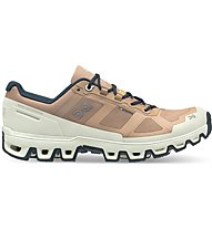 On Cloudventure Waterproof W - Trailrunningschuh - Damen, Orange/Beige