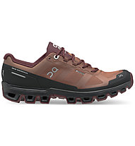 On Cloudventure Waterproof W - Trailrunningschuh - Damen, Dark Red
