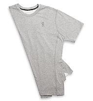 ON Comfort-T - maglia running, Grey