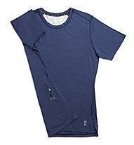 On Comfort-T - Laufshirt - Herren, Blue