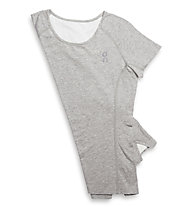 ON Comfort-T - maglia running donna, Grey