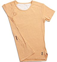 On Comfort-T - Laufshirt - Damen, Orange