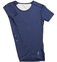 On Comfort-T - Laufshirt - Damen, Blue