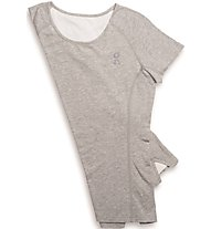 On Comfort-T - Laufshirt - Damen, Grey