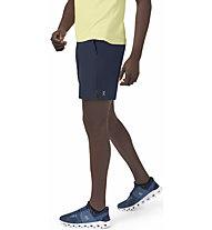 On Hybrid - pantaloni corti running - uomo, Blue