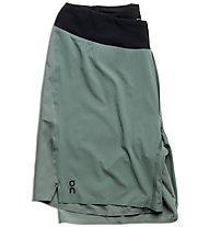 On Lightweight - pantaloni corti running - uomo, Green