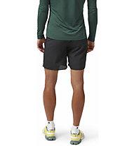 On Lightweight - pantaloni corti running - uomo, Black