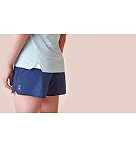 On Running Shorts - pantaloncini running - donna, Blue