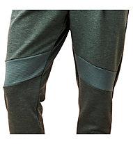 On Sweat - pantaloni fitness - donna, Dark Green