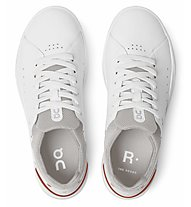 On The Roger Advantage - sneakers - uomo, White/Orange