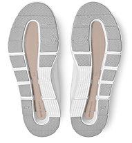 On The Roger Advantage - Sneaker - Damen, White/Rose