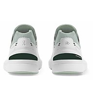 On The Roger Advantage - Sneaker - Damen, White/Green